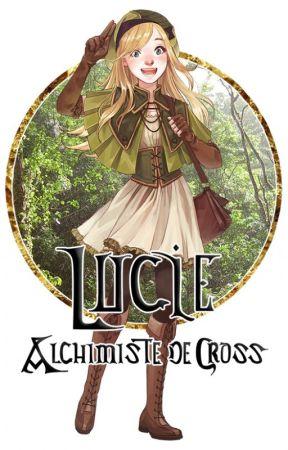 Lucie, Alchimiste de Cross by DondeScenaria