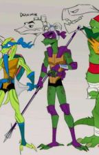 ROTTMNT X Reader [Oneshots and Scenarios] by Cyan252
