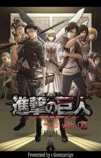 SHINGEKI NO KYOJIN | [Attack On Titan X OC] by thesunsign