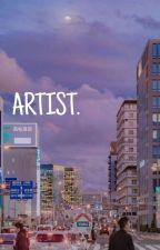 ARTIST.   SEUNGLIX by youwanttobangchan