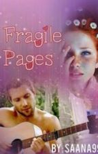 Fragile pages... by Saana99