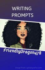 Writing Prompts by FriendlyDragon478