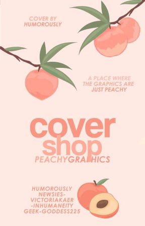 Floral ◦ A Cover Shop by PeachyGraphics