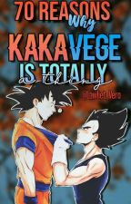 70 Reasons why KakaVege is totally a thing. by Lawliet_Vero