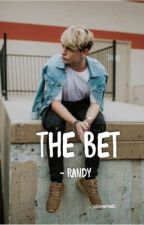 The Bet ~ Randy by suggymaynard_