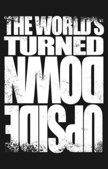 Image result for World turned upside down