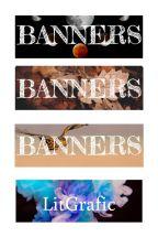 BANNERS  (pedidos Abiertos) by LitGrafic_Ediciones