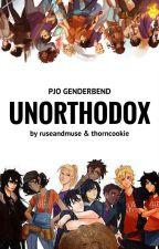 Unorthodox (PJO Genderbend) by ruseandmuse