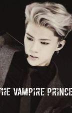 The Vampire Prince  by Haiwa2018