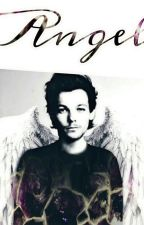Angel || Louis Tomlinson by I_blu_angel