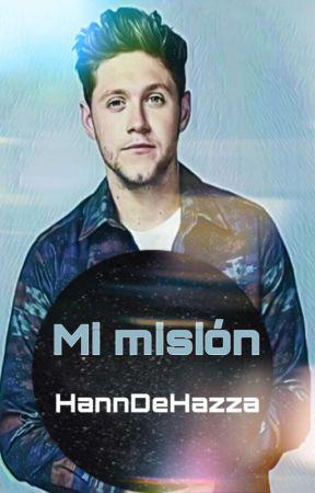Mi misión by HannDeHazza