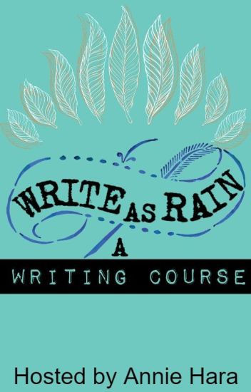 Write As Rain Writing Course
