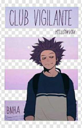 Club Vigilante [Shinsou Hitoshi/Reader] by yellowvim