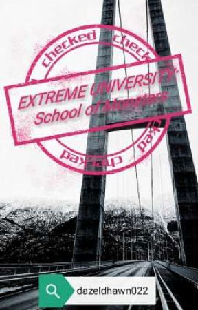 Extreme University: School of Monsters by LightenYourWorld