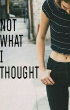 Not What I Thought- A Joe Santagato Fanfiction by futuristicpessimist