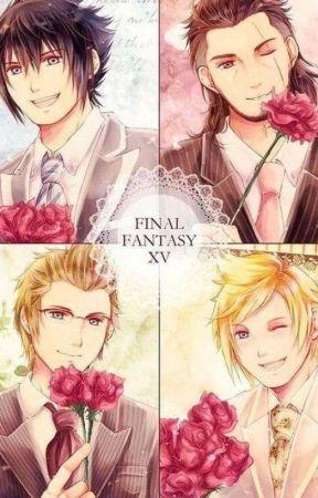 Final Fantasy 15 7 X Reader Fluff Smuts Arranged Marriage