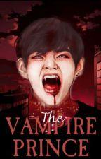 The Vampire Prince by Seokjinatasha