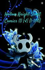 Hollow Knight short comics by X-Soul_Void-X