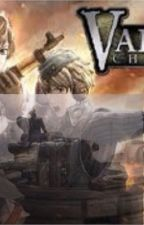Valkyria Chronicles the tiger by TK-800