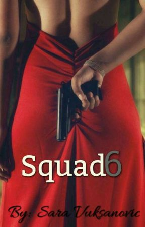 Squad 6 by PanicAtTheAttack