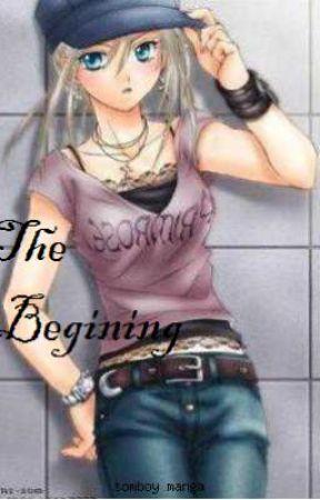 THE BEGINING by Worldgirl