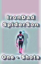 Irondad / Spiderson Oneshots -  (Fluff/Angst) by AwkwardPheonix