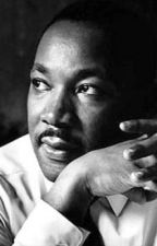 Martin Luther King Jr Biography Poem by goddesspuff