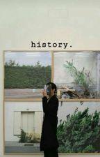 history. {m.y.g × p.j.m} by artsyyoongles