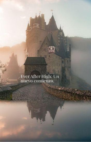 Ever  After  High: El comienzo de la historia- segunda parte