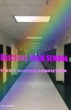Ericson's Bording School☆Viotine fanfiction  by Twd_daddyy