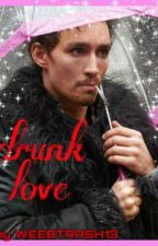 drunk love- klaus hargreeves by WEEBTRASH13