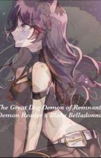The Great Dog Demon of Remnant: Demon Reader x Blake Belladonna by TheRealPrinceVegeta