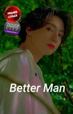 Better Man [kookv.os] ♡  by hxLover