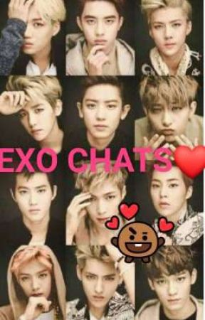 EXO CHATS by chimchim8546