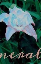 THE SMERALDO FLOWER  by PeachyBangtanie