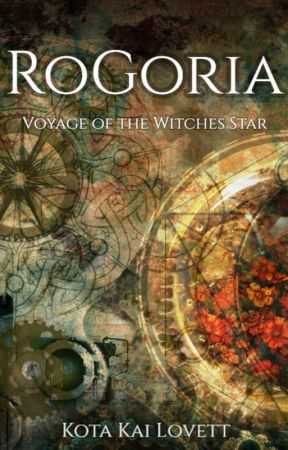 RoGoria: Voyage of the Witches Star by KotaKaiLovett