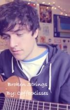 Broken Strings - A Kickthepj Fanfiction by BubblegumLily