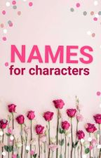 NAMES by Lance_Sweets