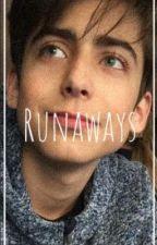 Runaways ~ Aidan Gallagher x Reader  by fxck_fxn_fic