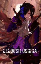 Lelouch Uchiha by Luna_Uchiha1