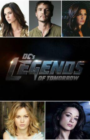 Legends of Tomorrow (Season One) by HeartofVengeance