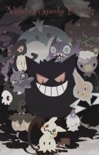 Naruto's Spooky Friends  by Varian122894