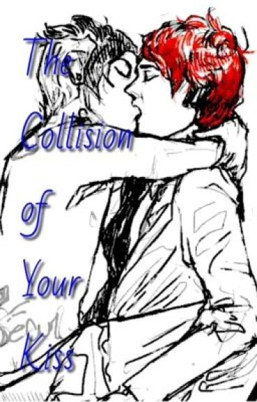 The Collision of Your Kiss (Frerard)