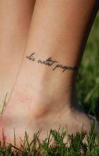 Tattoo by katybugita