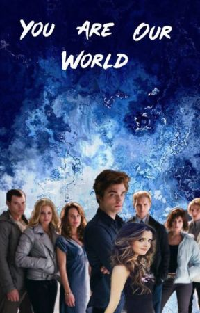 You are Our World [ Twilight Fanfic] - Ch  3 Leaving Denali, Alaska