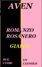 Romanzo Rosanero - Giallo by Aven90