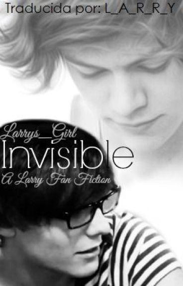 Invisible (Larry Stylinson AU) /Traducción/