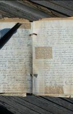 The Journals of Elizibeth Carol by emmavig22