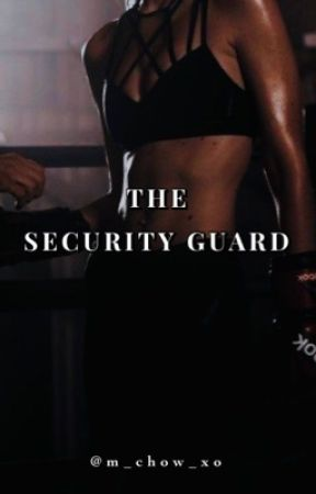 The Security Guard   by M_Chow_xo