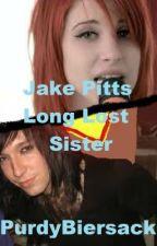 Jake Pitts long lost sister by purdybiersack